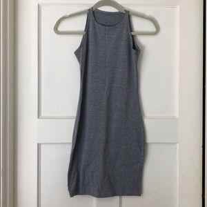 Grey AA dress